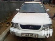 Subaru Forester 1997 White | Cars for sale in Central Region, Kampala