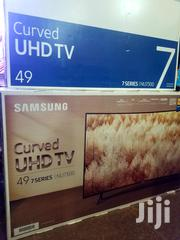 New Samsung 49 Inches Curved Smart UHD 4k TV   TV & DVD Equipment for sale in Central Region, Kampala
