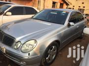 New Mercedes-Benz E240 2005 Silver | Cars for sale in Central Region, Kampala