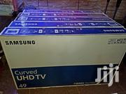 Samsung Smart UHD 4k Curved Tv 49 Inches | TV & DVD Equipment for sale in Central Region, Kampala