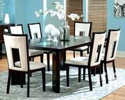 Black And White Dinning Table | Furniture for sale in Central Region, Kampala