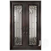 Y300719 Wrought Iron Doors A   Doors for sale in Central Region, Kampala