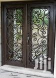 X310719 Wrought Iron Doors A | Doors for sale in Kampala, Central Region, Nigeria