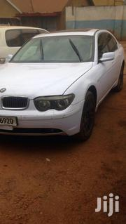 BMW 7 Series 2004 White | Cars for sale in Central Region, Kampala