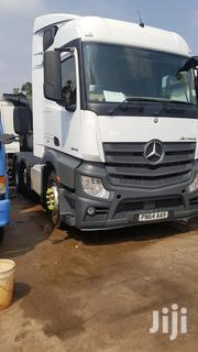 Mercedes Benz Actross 2014 White | Trucks & Trailers for sale in Central Region, Kampala