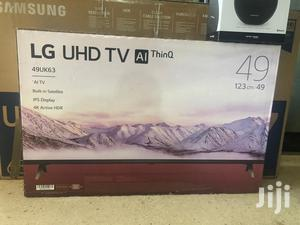 New LG 49 Inches Smart 4K UHD TV