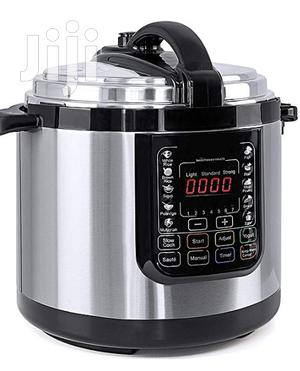 Multifunctional Stainless Steel Non-Stick Electric Pressure Cooker