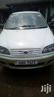 Toyota Ipsum 1997 White   Cars for sale in Central Region, Kampala