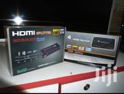 HDMI Spliter 4x1 | TV & DVD Equipment for sale in Central Region, Kampala