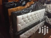 Trendy Leathered Simple Beds   Furniture for sale in Central Region, Kampala