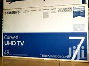 Samsung Curved Smart UHD 49 Inches   TV & DVD Equipment for sale in Central Region, Kampala