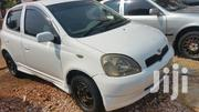 Toyota Vitz 2001 White | Cars for sale in Central Region, Kampala
