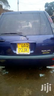 Toyota Raum 1997 Blue   Cars for sale in Central Region, Kampala