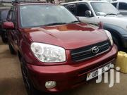 Toyota RAV4 2004 Red | Cars for sale in Central Region, Kampala