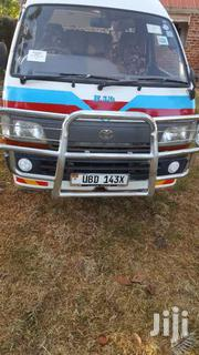 Toyota Hiace Van (Kigege) 2WD 3L Engine Manual | Cars for sale in Eastern Region, Jinja