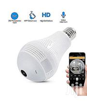 CCTV Bulb Wi-Fi Panaromic 360 Camera | Cameras, Video Cameras & Accessories for sale in Central Region, Kampala