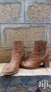 Brown Suede Boots | Shoes for sale in Central Region, Kampala