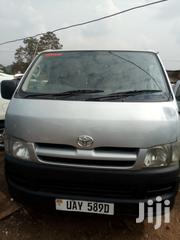 Toyota HiAce 2004 Silver | Cars for sale in Central Region, Kampala