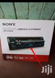 New Format.Car Radio Sony Blue   Vehicle Parts & Accessories for sale in Central Region, Kampala