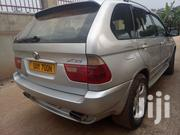 BMW X5 2003 3.0i Silver | Cars for sale in Central Region, Kampala