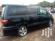 Toyota Alphard 2005 Black | Cars for sale in Central Region, Kampala