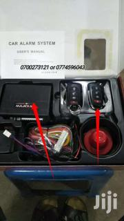 Free Entry Auto. Lock Car Alarm   Vehicle Parts & Accessories for sale in Central Region, Kampala