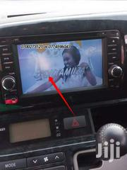 TOYOTA WISH CAR RADIO | Vehicle Parts & Accessories for sale in Central Region, Kampala