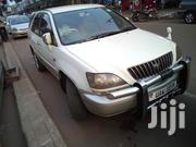 Toyota Harrier 2002 White   Cars for sale in Central Region, Kampala