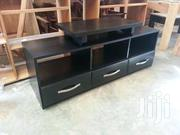 Black 3 Drawer TV Stand | Furniture for sale in Central Region, Kampala