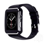 X6 Curved Display Bluetooth Smart Watch With Camera & Sim Card Support | Watches for sale in Central Region, Kampala