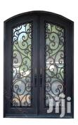 Y020819 Wrought Iron Doors A | Doors for sale in Kampala, Central Region, Nigeria