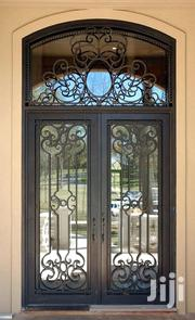 Y020819 Wrought Iron Doors A | Doors for sale in Central Region, Kampala