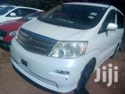 New Toyota Alphard 2004 White | Cars for sale in Central Region, Kampala