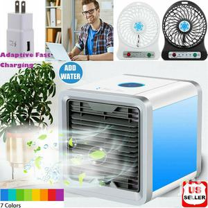 Soothing Ambient Glow Mini A.C Air Cooling Indoor Outdoor