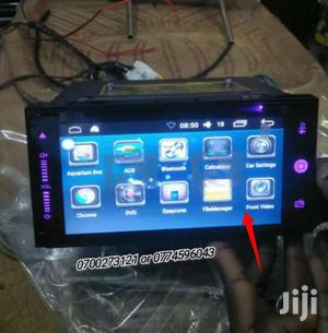 7inches Wide Screened Android Radio For Landcruiser
