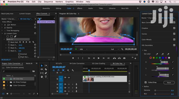 Courses Video Editing