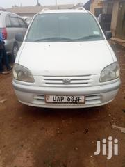 Toyota Raum 2000 White   Cars for sale in Central Region, Kampala