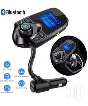 Usb Lcd Car Bluetooth Car MP3 Player | Vehicle Parts & Accessories for sale in Central Region, Kampala