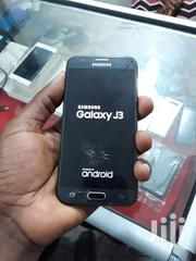 Samsung Galaxy J3 Slight Crack At 180,000 | Mobile Phones for sale in Central Region, Kampala