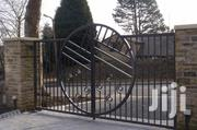 S030719 Wrought Iron Automatic Gates B | Doors for sale in Central Region, Kampala