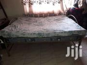 Metallic Bed And Mattress(5X6) | Furniture for sale in Central Region, Kampala