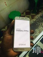 Samsung Galaxy J7 Pro Slight Crack 32gb 3gb Duo Sim At 580,000   Mobile Phones for sale in Central Region, Kampala