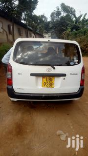 Toyota Probox 2004 White   Cars for sale in Central Region, Kampala