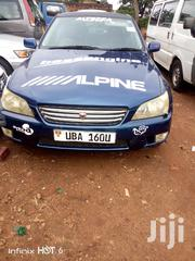 Toyota Altezza 2002 Blue   Cars for sale in Central Region, Kampala