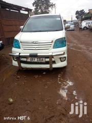 Toyota Noah 2001 White   Cars for sale in Central Region, Kampala