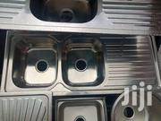 Double Tray Single Bowl Sink *Heavy Duty | Home Appliances for sale in Central Region, Kampala