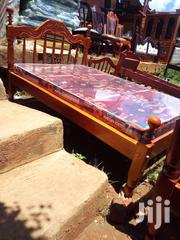 Simple Bed 4x6 With Amatress | Furniture for sale in Central Region, Kampala