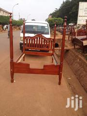 Simple Bed 4x6 With Netpoles | Furniture for sale in Central Region, Kampala