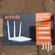 Tenda N300 Wireless Wi-Fi Router - MODEL: F3 - White | Computer Accessories  for sale in Central Region, Kampala