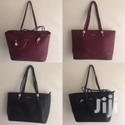 Two Piece Leather Handbag | Bags for sale in Central Region, Kampala